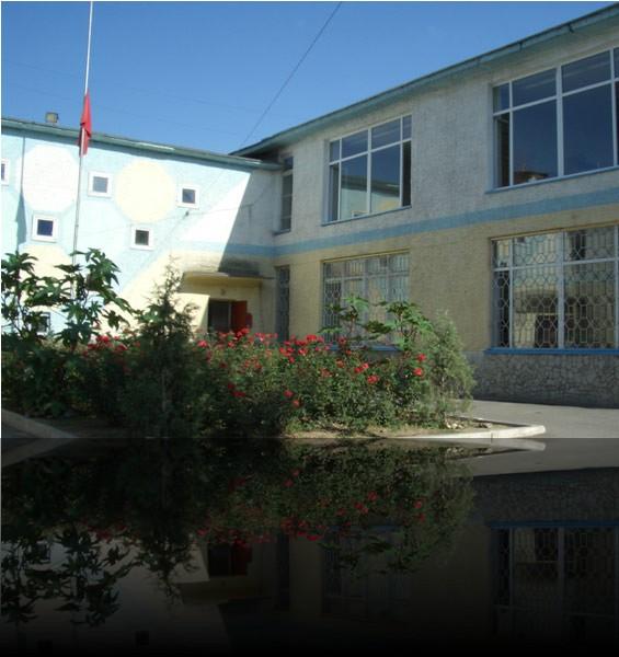 Das Kinderheim in Bischkek nach der Modernisierung.