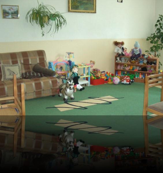 ... the new kindergarten ...